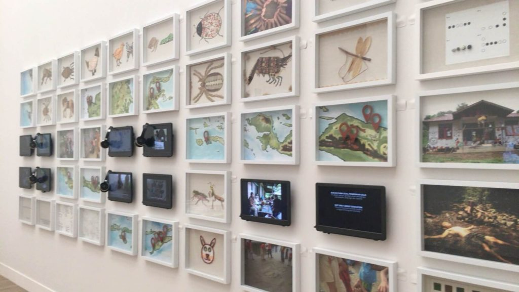 サンシャワー:東南アジアの現代美術展