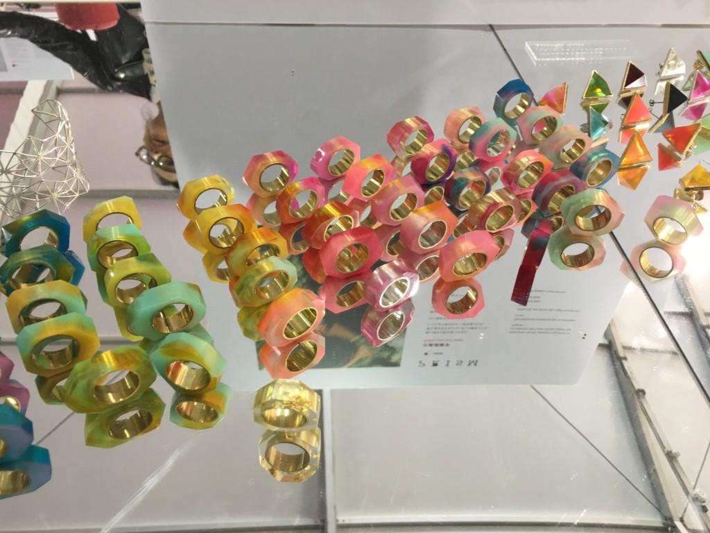 東京デザインウィークの展示
